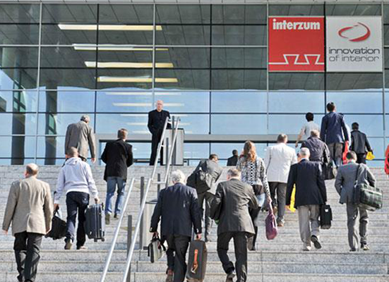 We have taken place in the Interzum GERMANY exhibition